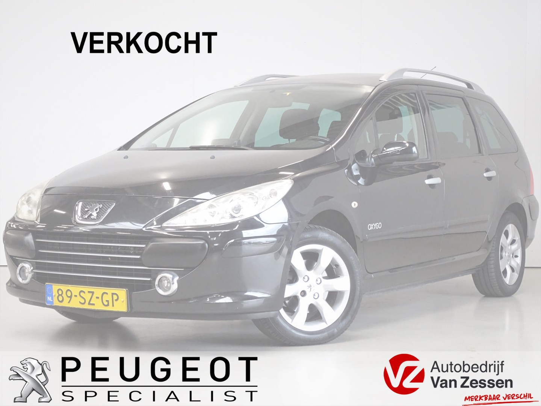 Peugeot 307 Sw 2.0-16v oxygo