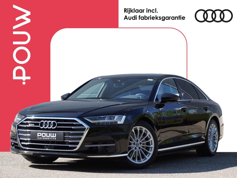 Audi A8 50 tdi 286pk quattro + 4-wiel besturing + matrix led koplampen