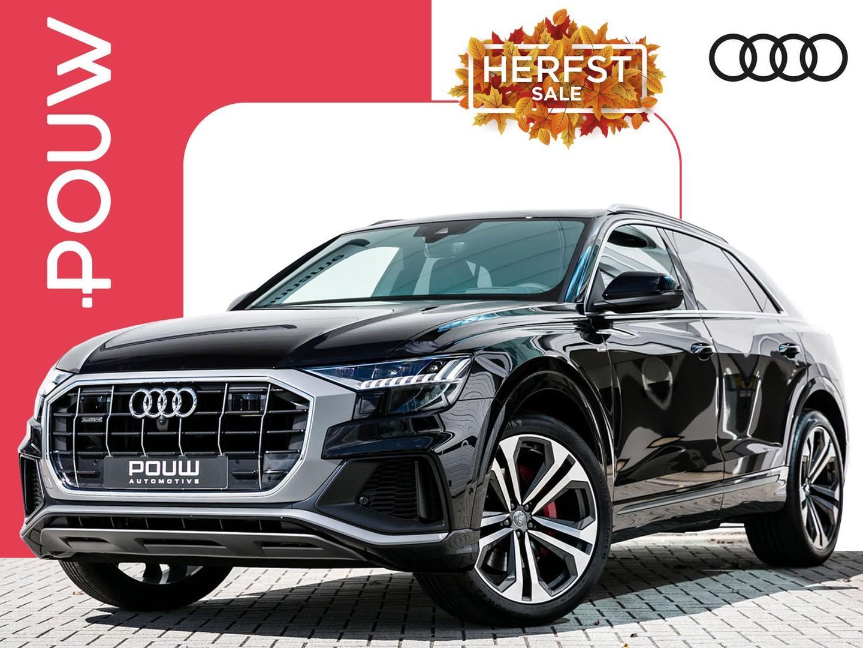 Audi Q8 50 tdi 286pk tiptronic quattro pro line s + s-sportstoelen