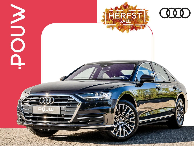 "Audi A8 55 tfsi 340pk tiptronic quattro pro line plus + vierwielbesturing + 20"" lmv"