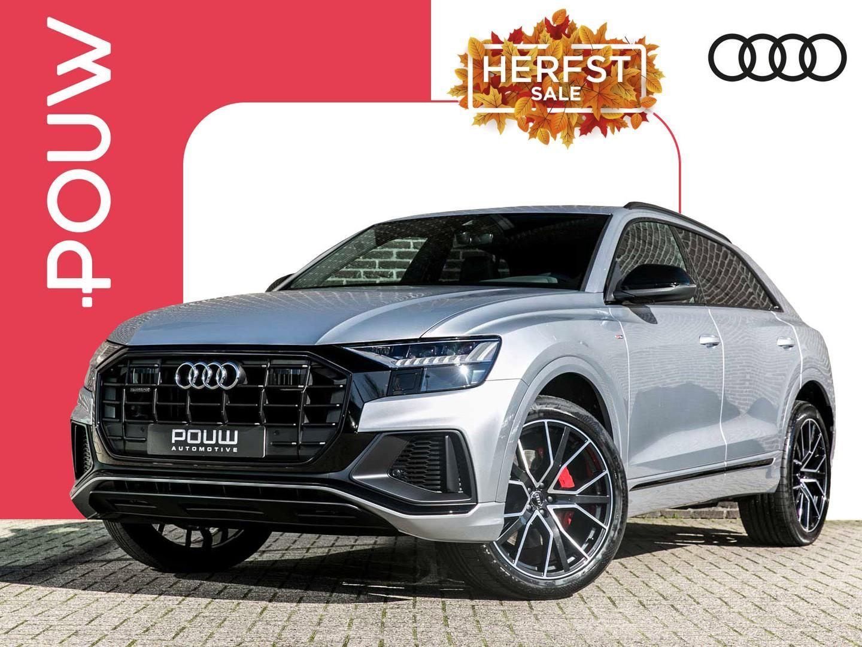 Audi Q8 50 tdi 286pk tiptronic quattro + hd matrix led-koplampen + b&o sound