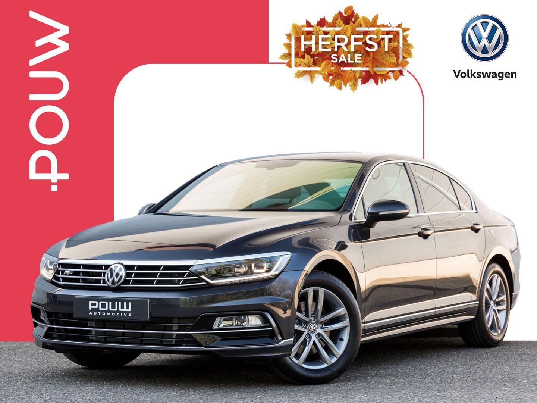 Volkswagen Passat 1.5 tsi act 150pk dsg highline business r + leder + executive plus pakket
