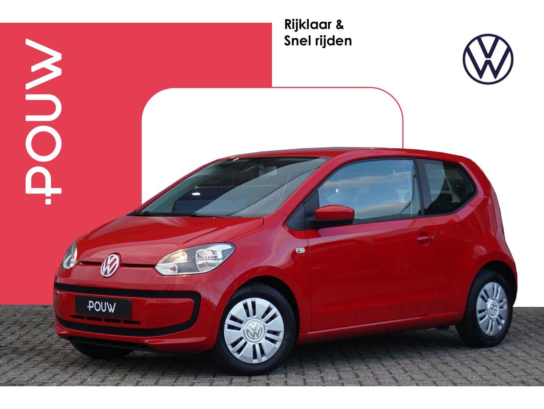 Volkswagen Up! 1.0 75pk move up! bluemotion + airco + navigatie