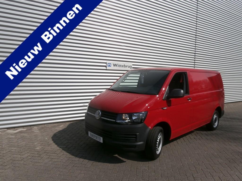 Volkswagen Transporter 2.0 tdi l1h1 trendline 75kw/102pk gesloten bestel