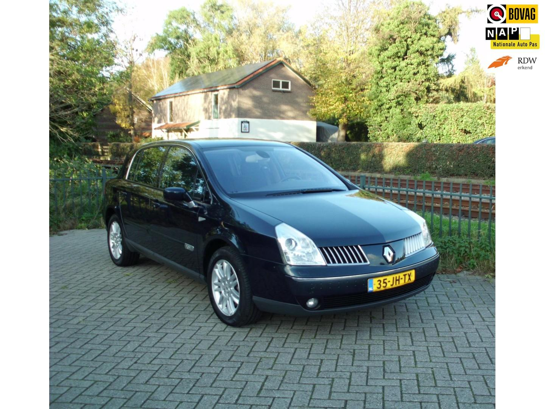Renault Vel satis 2.0 16v turbo expression 2e eig. clima/cc/trekhaak youngtimer