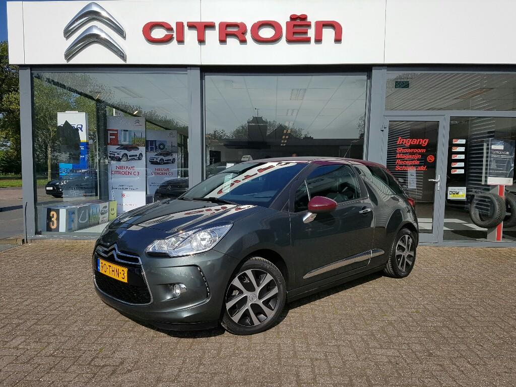 Citroën Ds3 Hdi 90 so chic