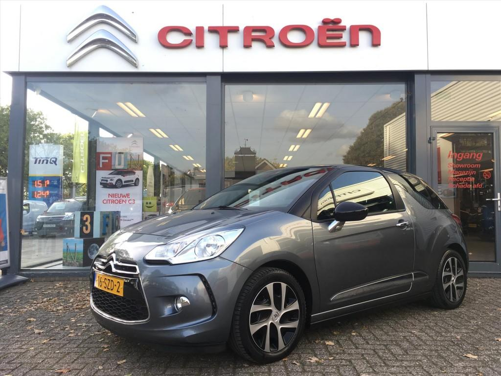 Citroën Ds3 1.6 e-hdi airdream 90 so chic