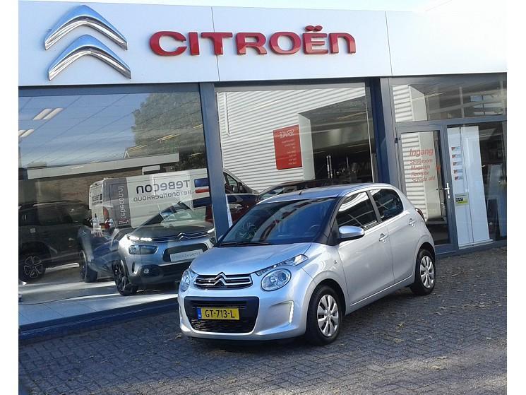 Citroën C1 1.0 e-vti 68pk airdream 5d feel airco