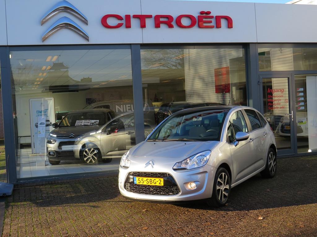 Citroën C3 1.4i 75pk selection