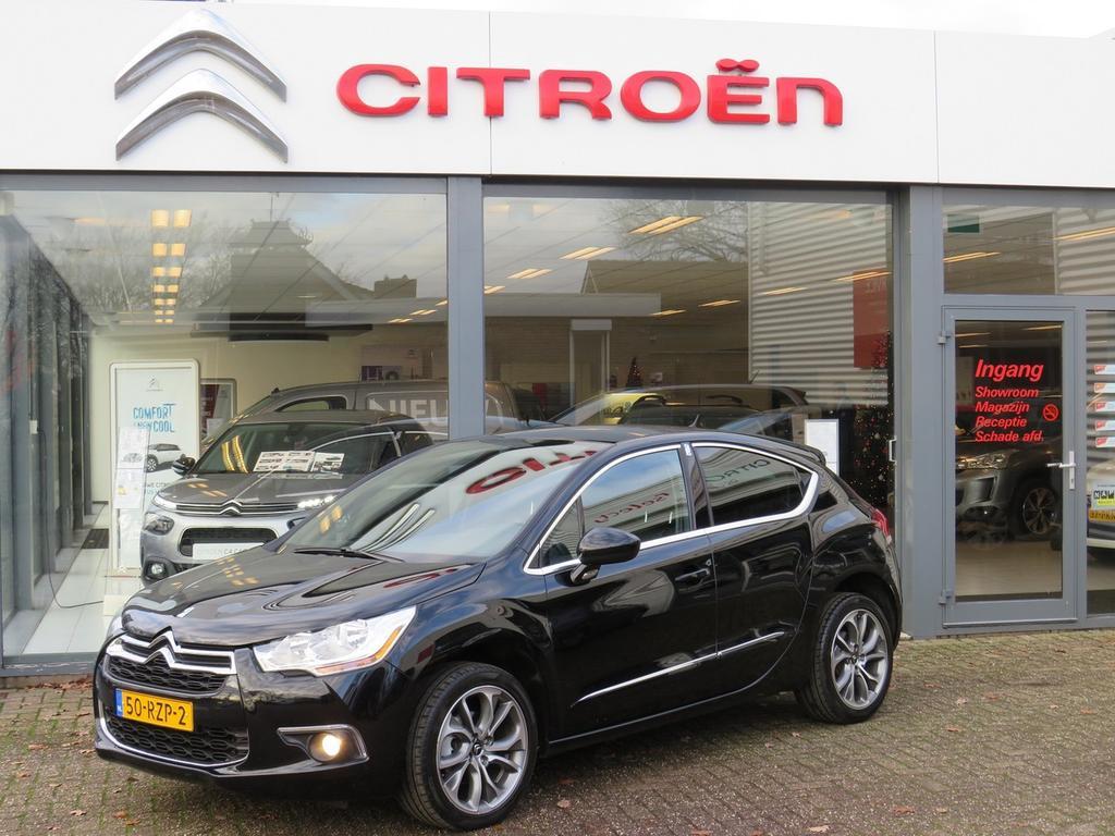 Citroën Ds4 Vti 120 so chic navigatie lederen bekleding