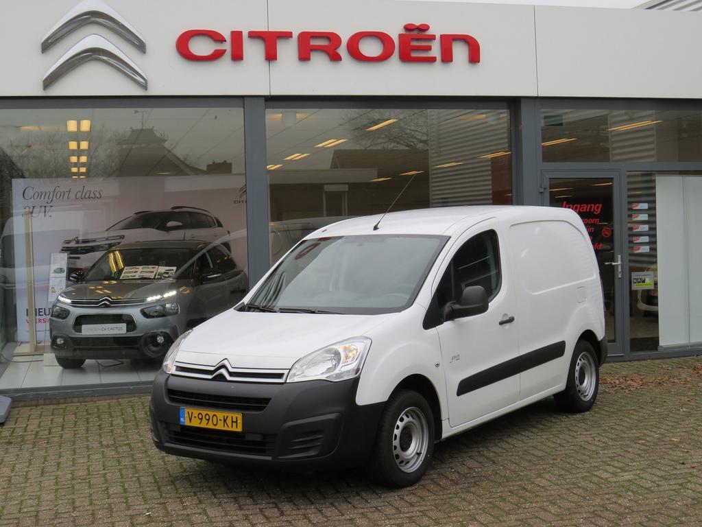 Citroën Berlingo 1.6 hdi 55kw club airco