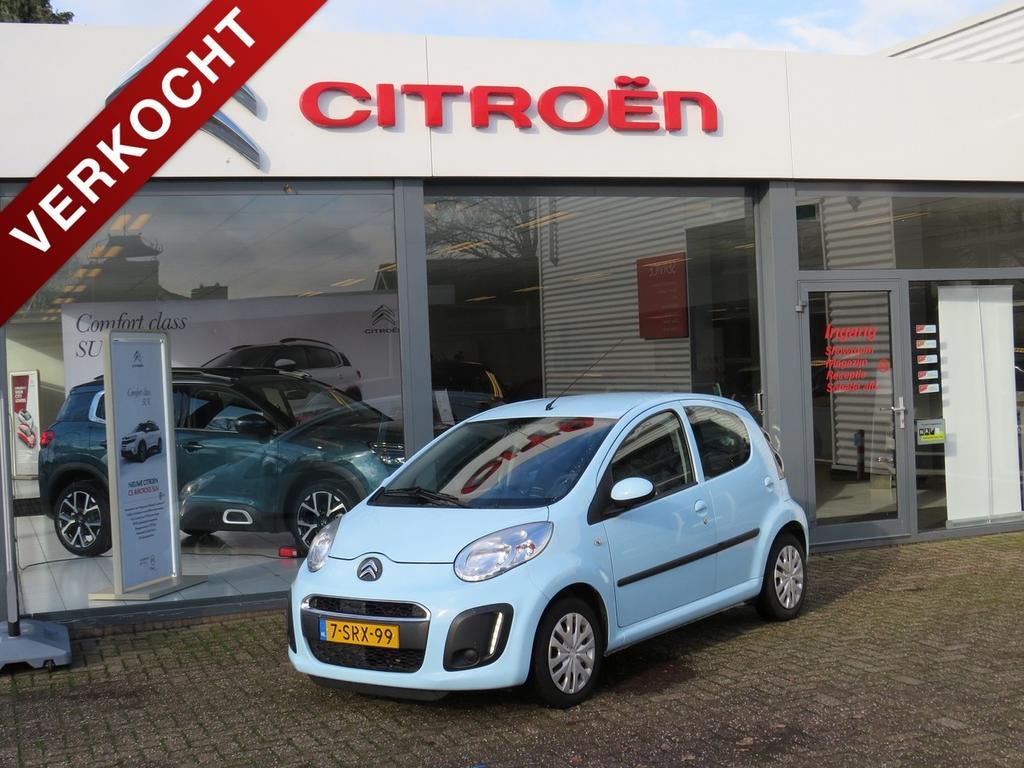 Citroën C1 1.0 5-drs collection airco