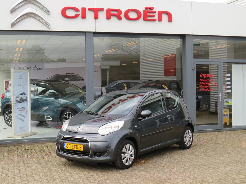 Citroën C1 1.0i 68pk 3d airco