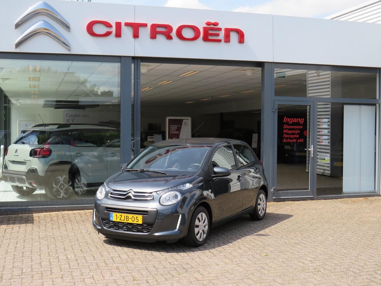 Citroën C1 Puretech 68pk 5drs feel airco