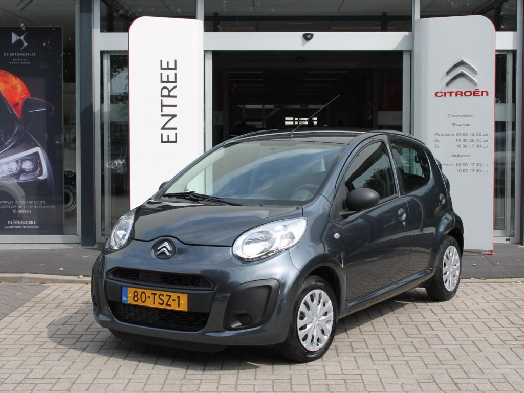 Citroën C1 1.0 5-drs attraction comfort