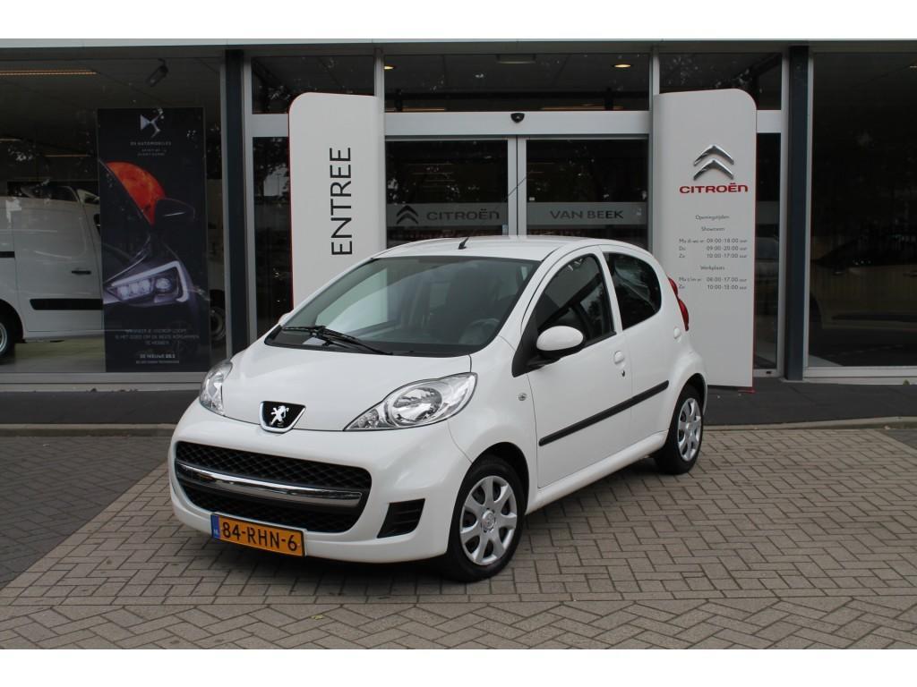 Peugeot 107 1.0 12v 5-deurs airco