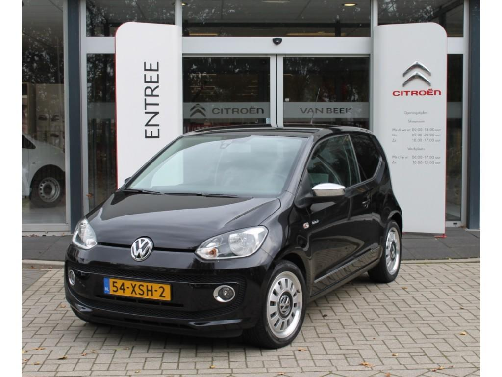 Volkswagen Up! 1.0 60pk black