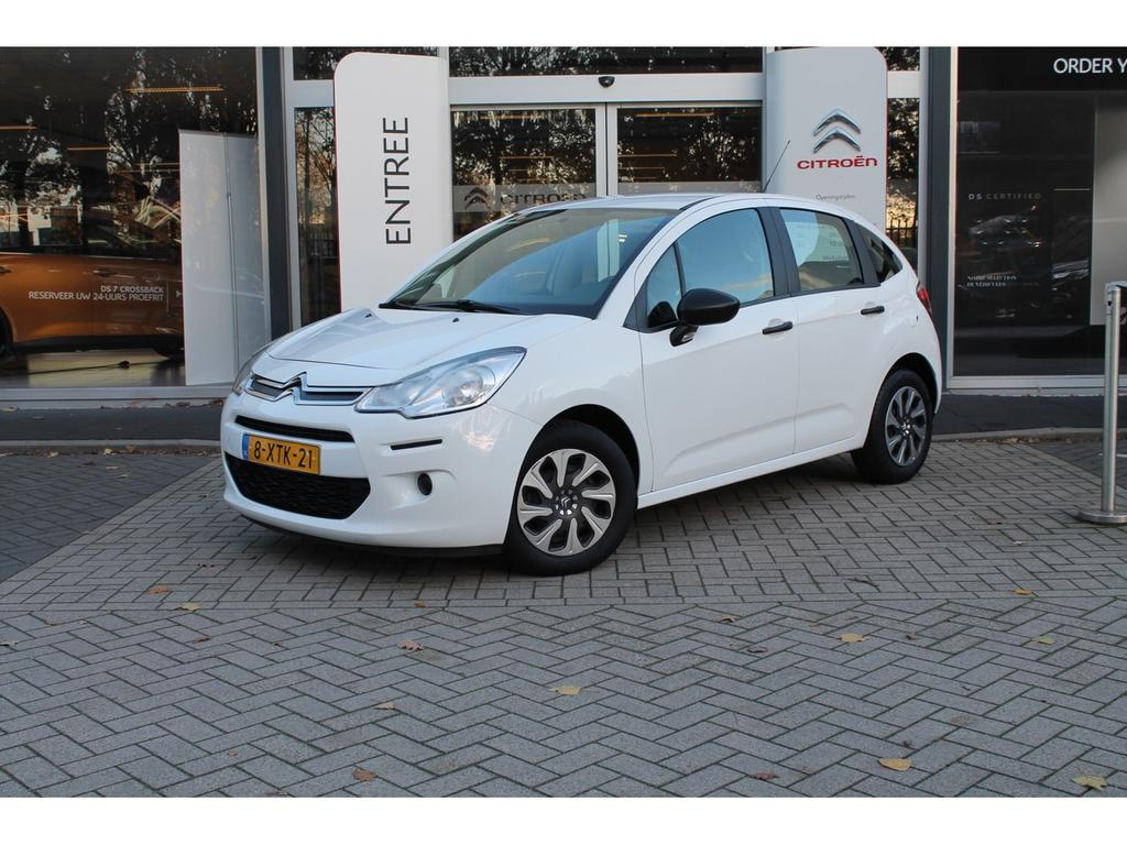 Citroën C3 1.0 vti 68pk attraction