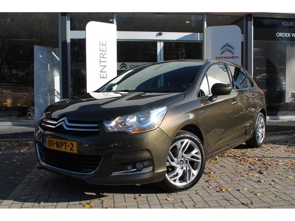 Citroën C4 1.6 vti 120pk exclusive