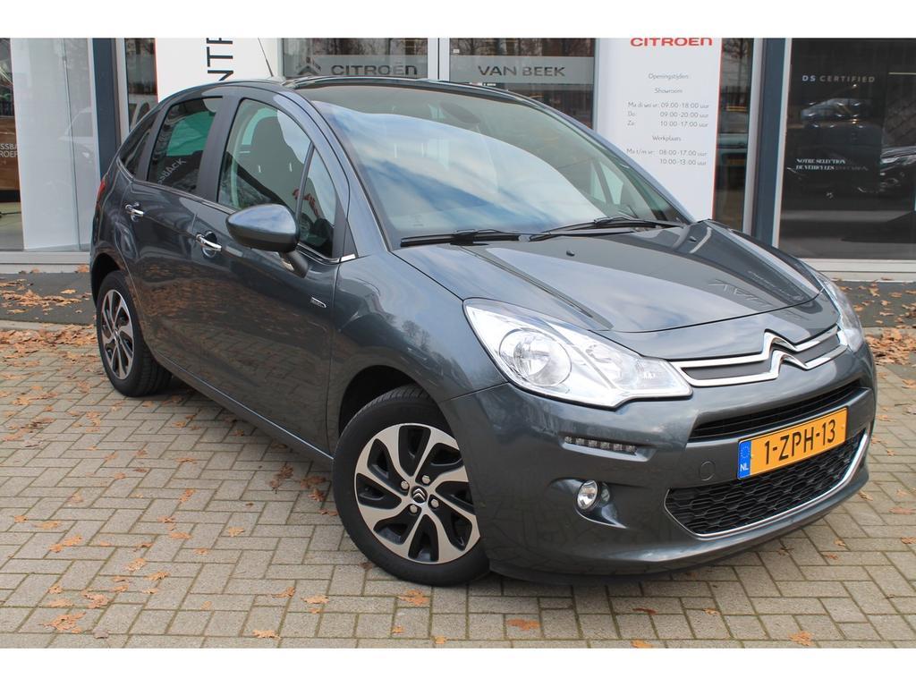 Citroën C3 Bluehdi 100pk exclusive