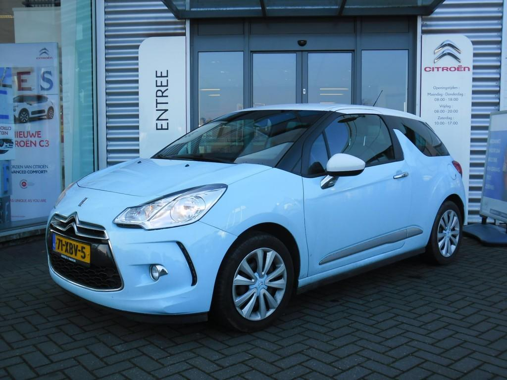 Citroën Ds3 Hdi so chic