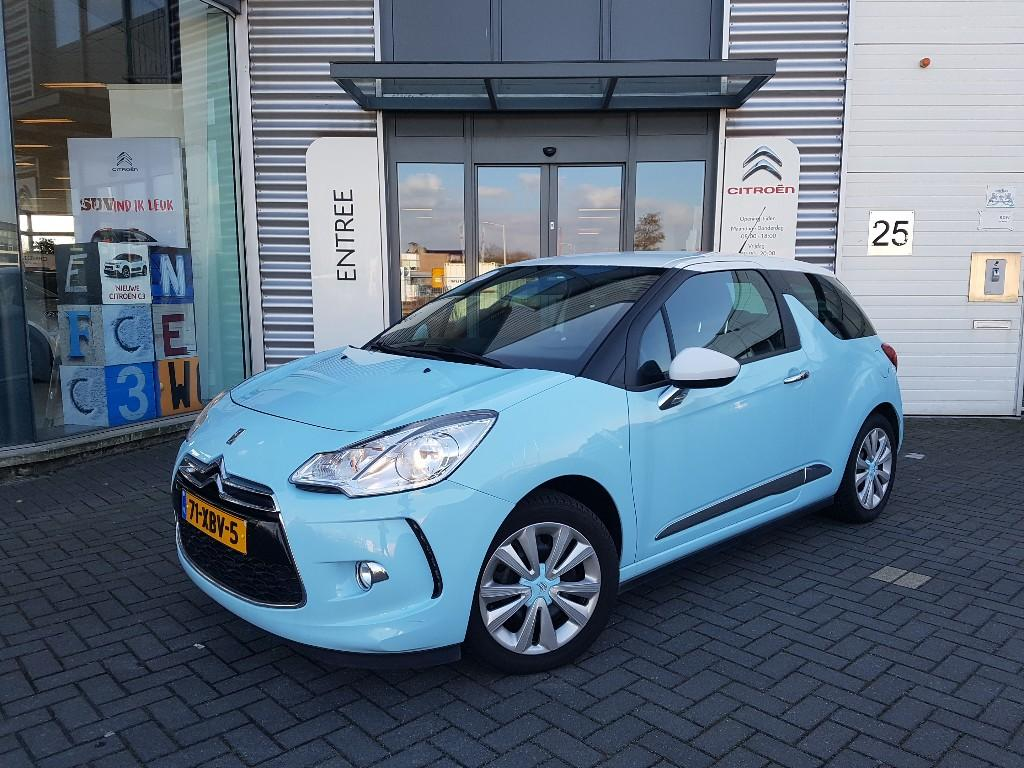 Citroën Ds3 Hdi 92 so chic