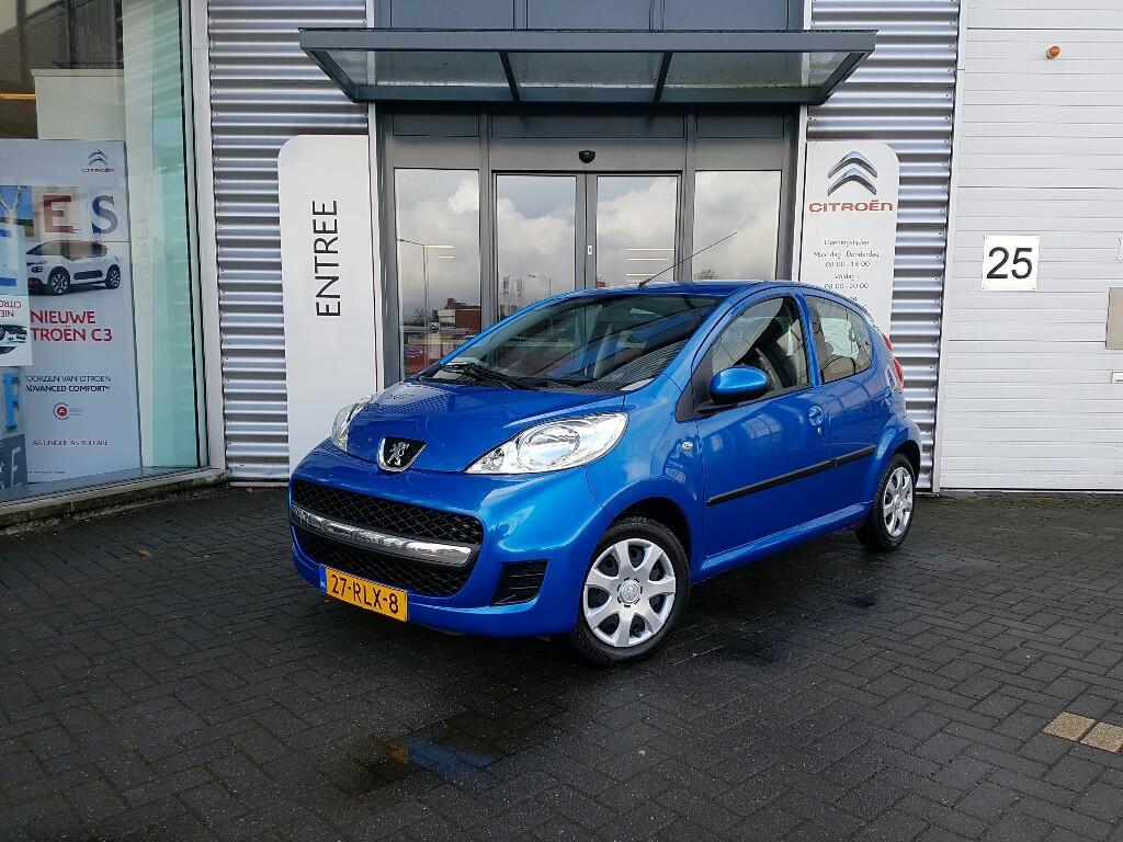 Peugeot 107 1.0 12v xs 5-drs