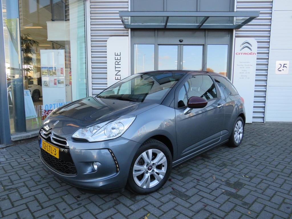 Citroën Ds3 Vti 120pk so chic