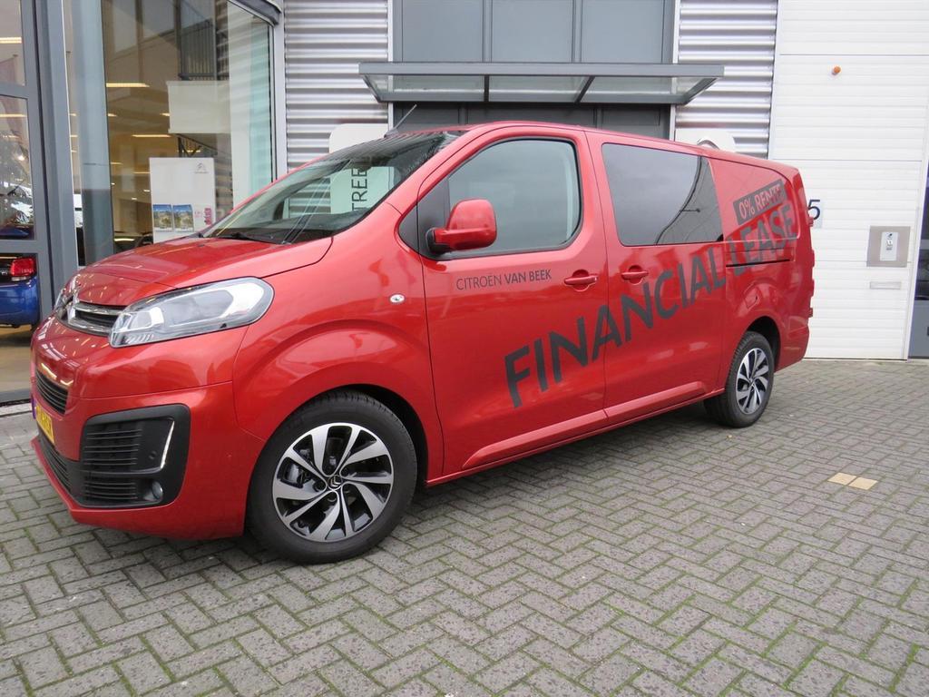 Citroën Jumpy Xl dc bluehdi 180pk eat6 automaat business