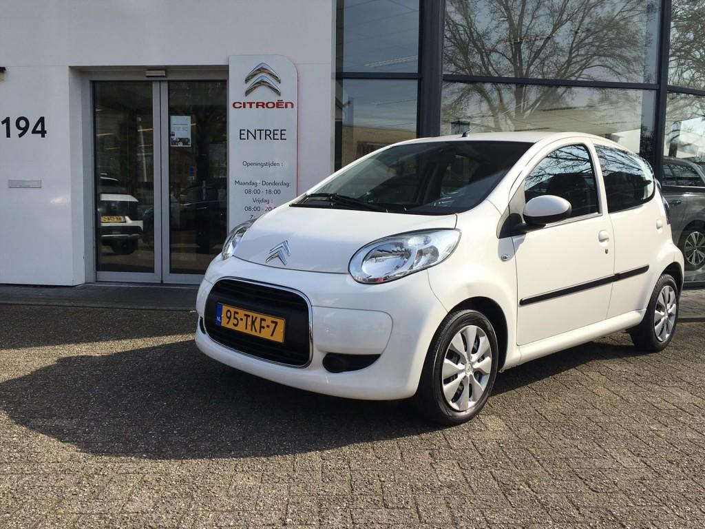 Citroën C1 1.0i 68pk 5d selection