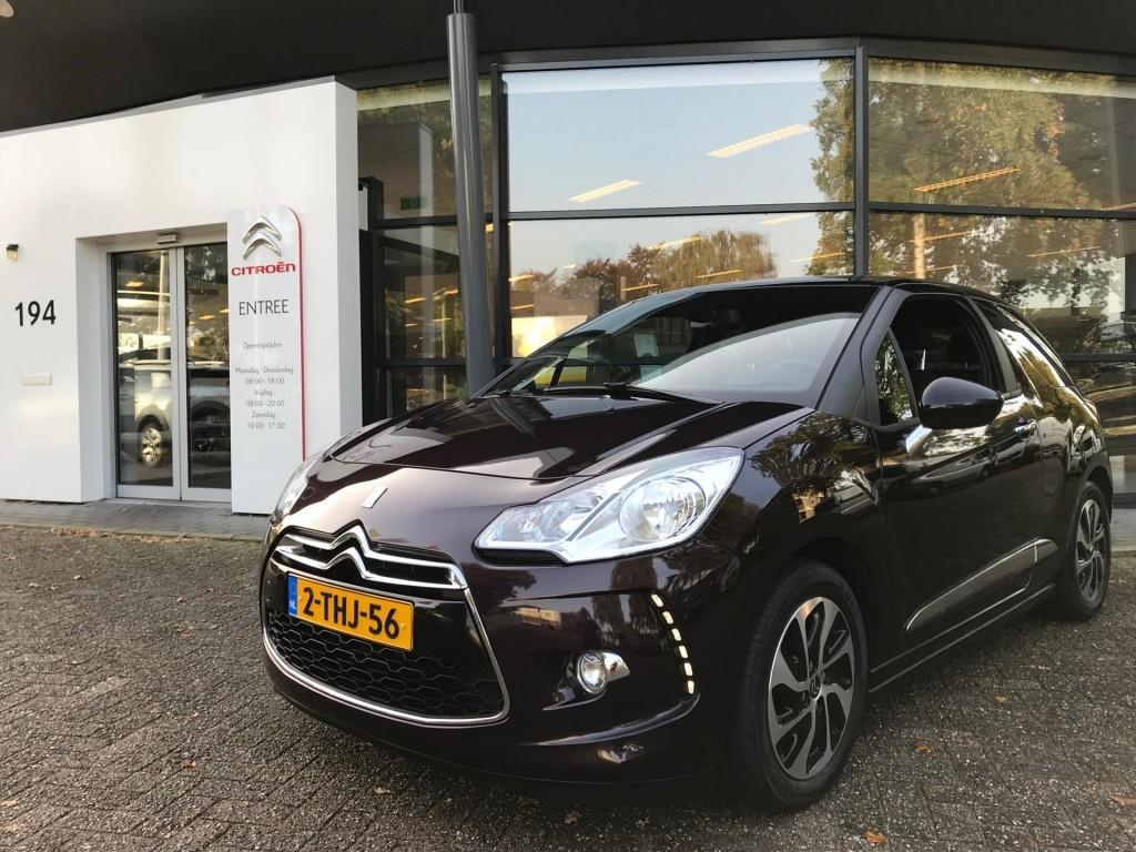 Citroën Ds3 E-hdi airdream 92pk so chic whisper