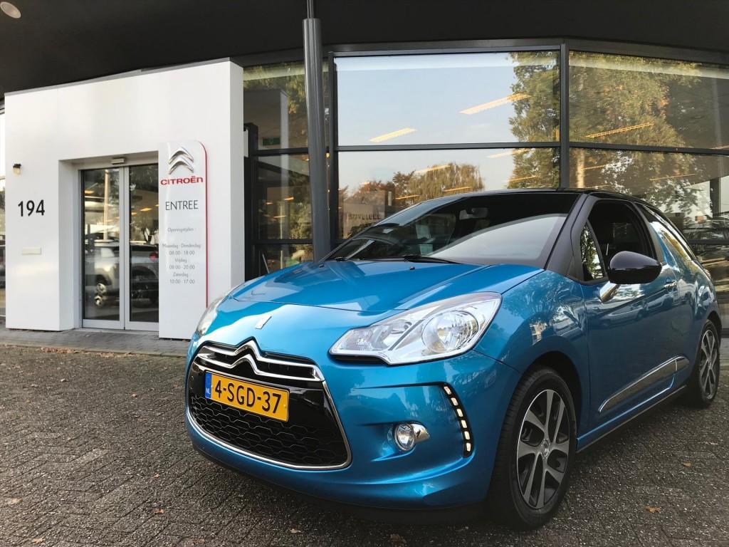 Citroën Ds3 Puretech 82pk
