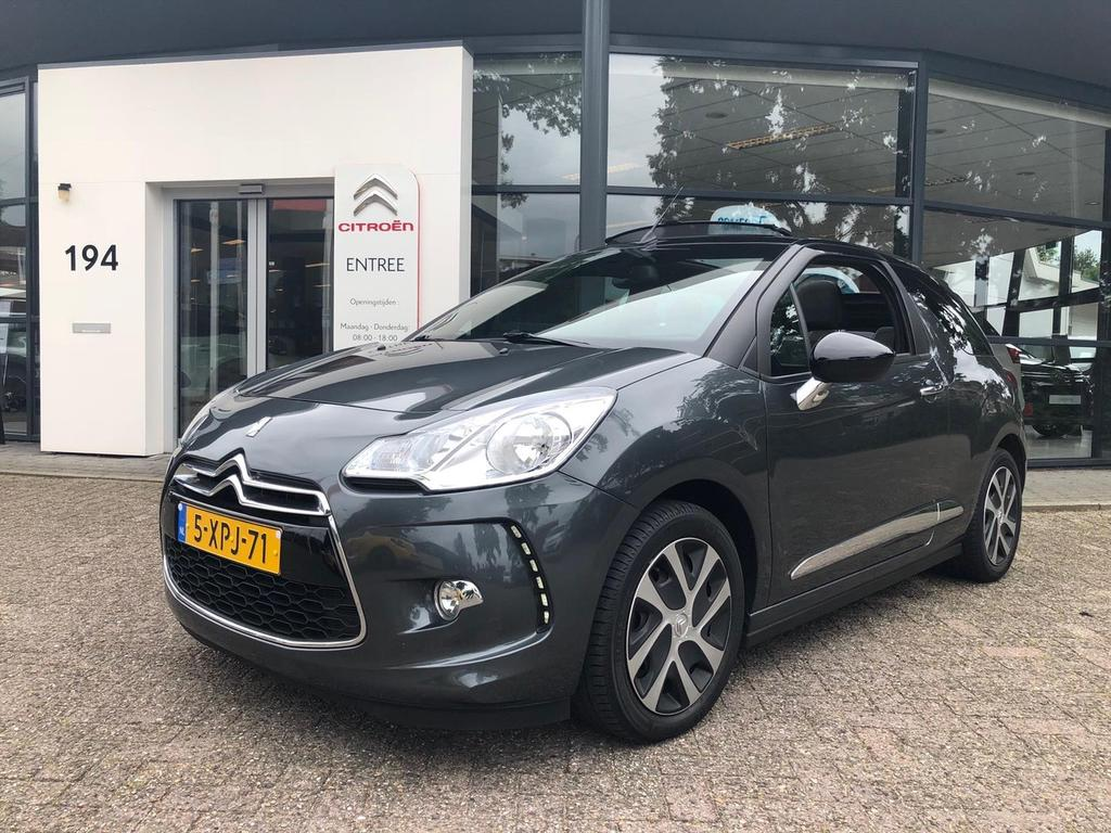 Citroën Ds3 Puretech 82pk cabrio so chic