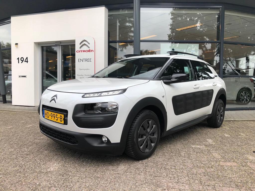 Citroën C4 cactus Bluehdi 100 business / navigatie