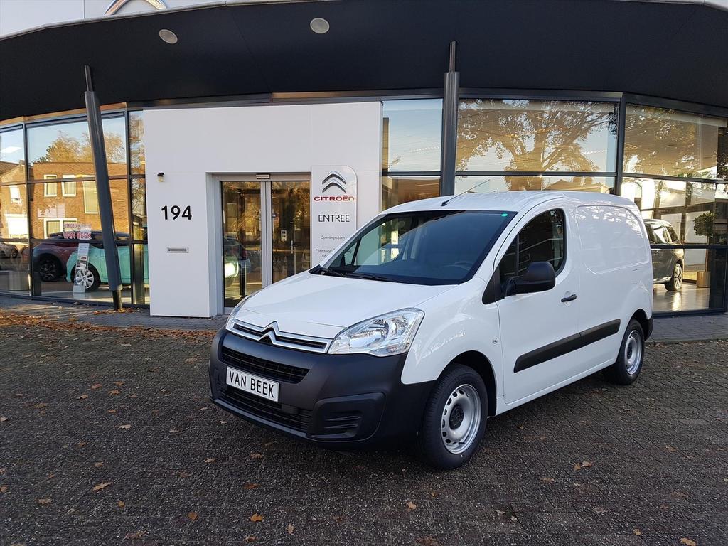 Citroën Berlingo Bluehdi 75 club economy