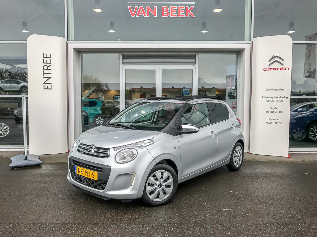 Citroën C1 Vti 68 feel airscape 5-drs airco