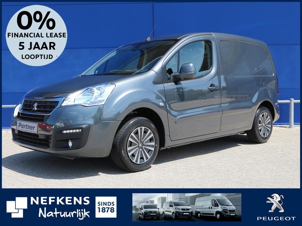 Peugeot Partner 1.6 hdi 75 pk premium pack met veel voorraad voordeel