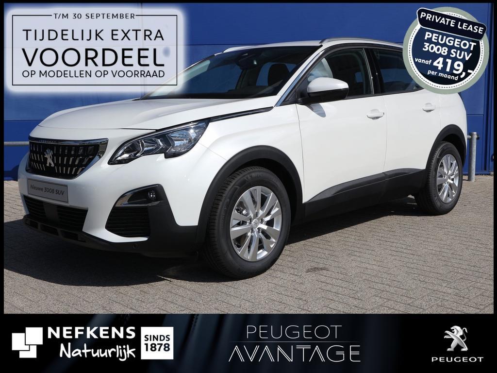 Peugeot 3008 1.2 130 pk active