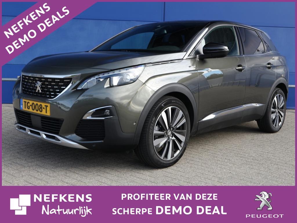 Peugeot 3008 Suv 1.2 130 pk gt-line netto deal & rijklaar