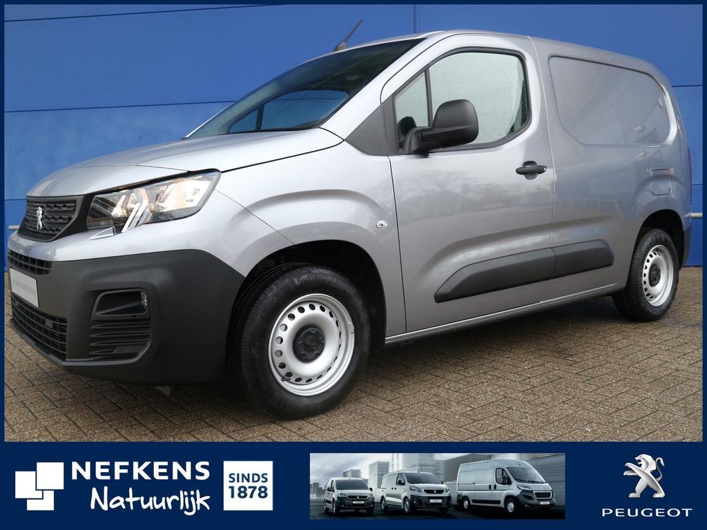 Peugeot Partner 1.6 75 pk bluehdi premium uit voorraad leverbaar