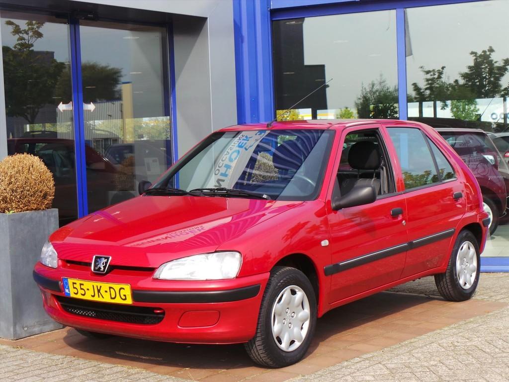 Peugeot 106 1.1 5deurs xt met stuurbekrachtiging!