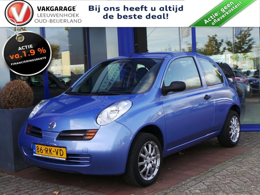 Nissan Micra 1.0 3dr pure