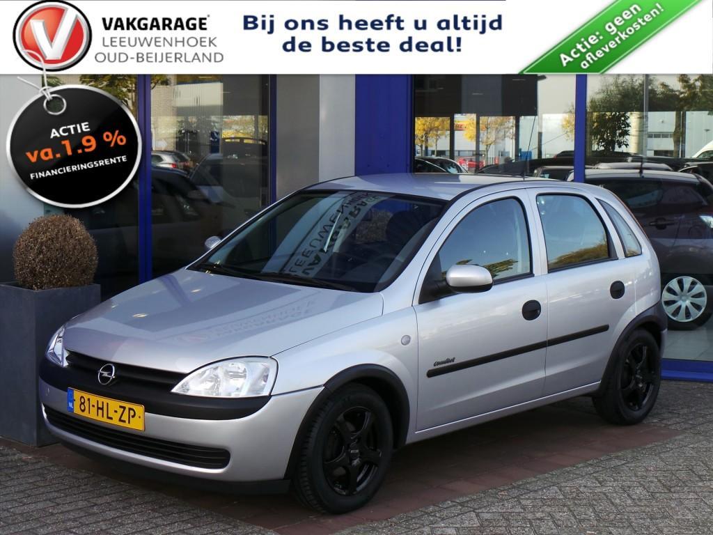 Opel Corsa 1.2 16v 5d comfort 62131km