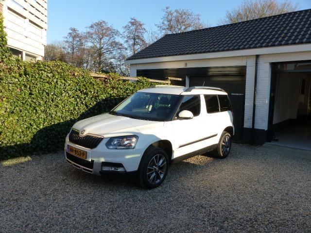 Škoda Yeti Outdoor 2.0 tdi greentech edition
