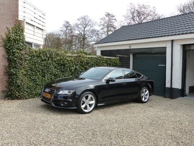 Audi A7 Sportback 3.0tfsi quattro pro line 299 pk!!