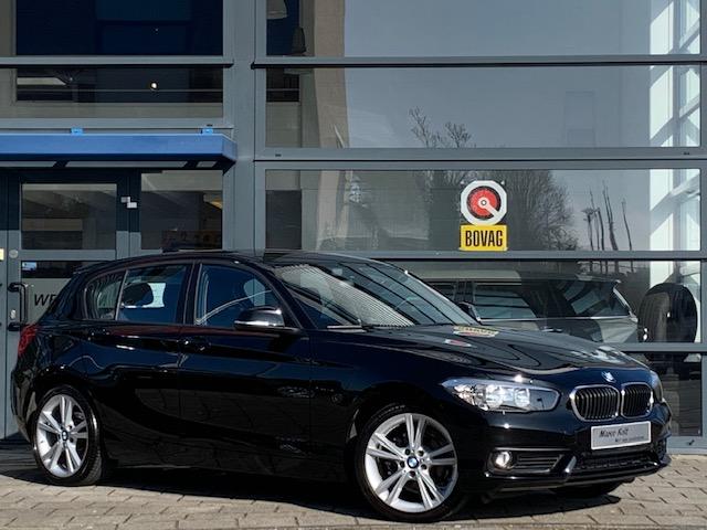 """Bmw 1 serie 116i turbo 5 deurs / airco / 17"""" lm velgen / park sensors / 35000 km! / 1 eigenaar!"""