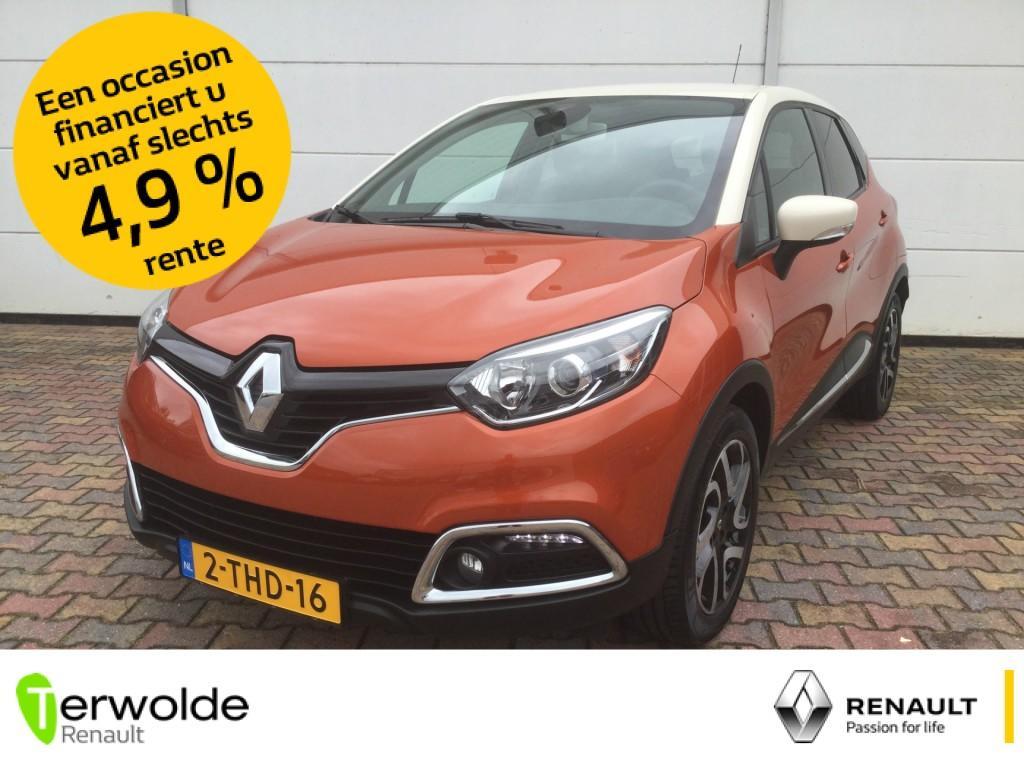 Renault Captur 90 pk tce dynamique full map navigatie i parkeercamera i  climate control i lage kilometerstand