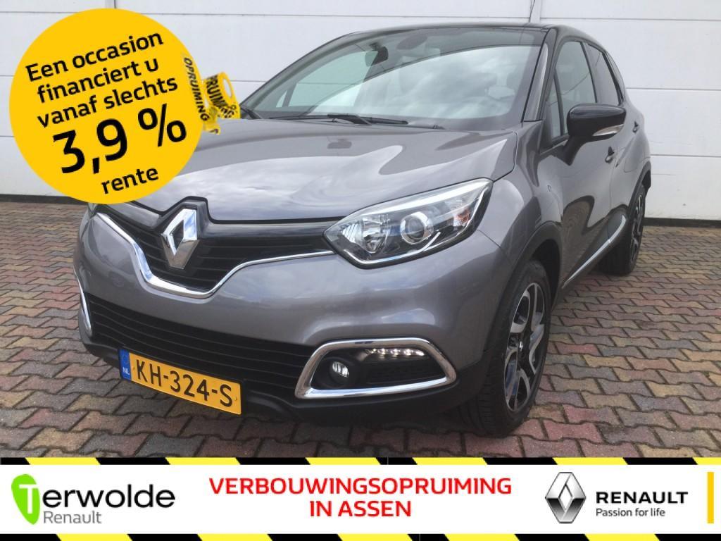 Renault Captur 90pk tce dynamique full map navigatie i parkeersensoren a  i climate control