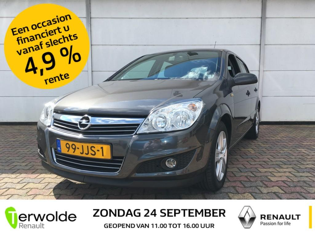 Opel Astra 1.6 edition 5drs. airco i navigatie i cruise control