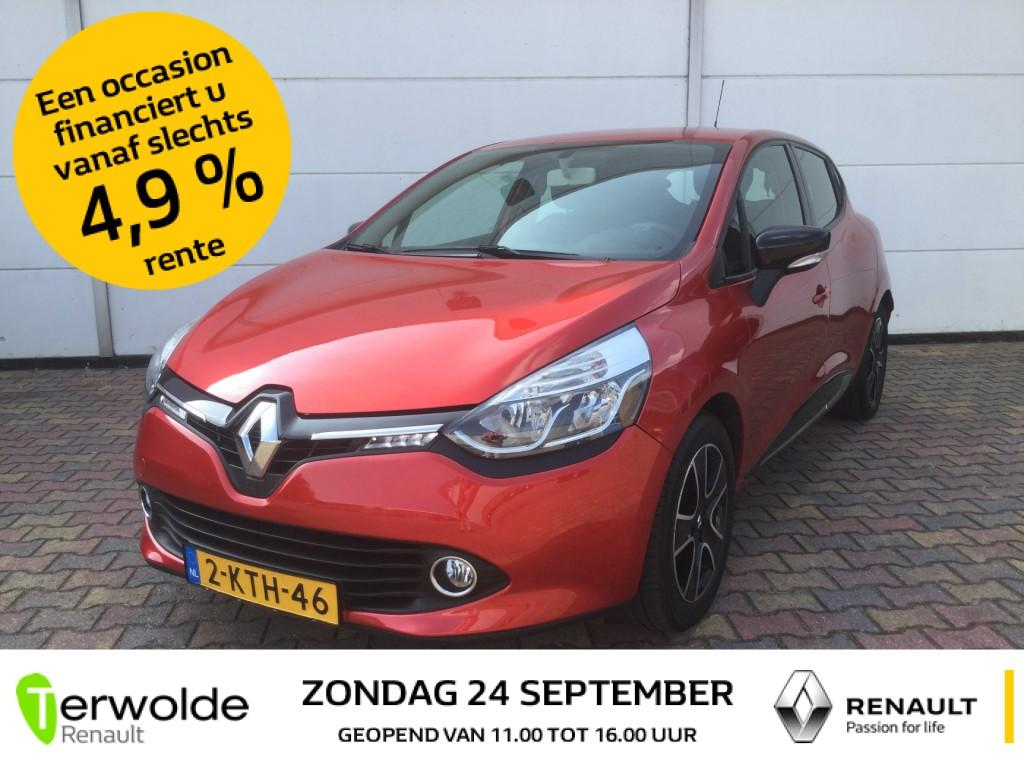 Renault Clio Hb 90pk tce expression + intro trekhaak i full map navigatie i